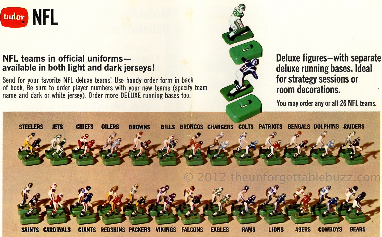bf117962 Electric Football History The Unforgettable Buzz - Page 14 of 17 ...