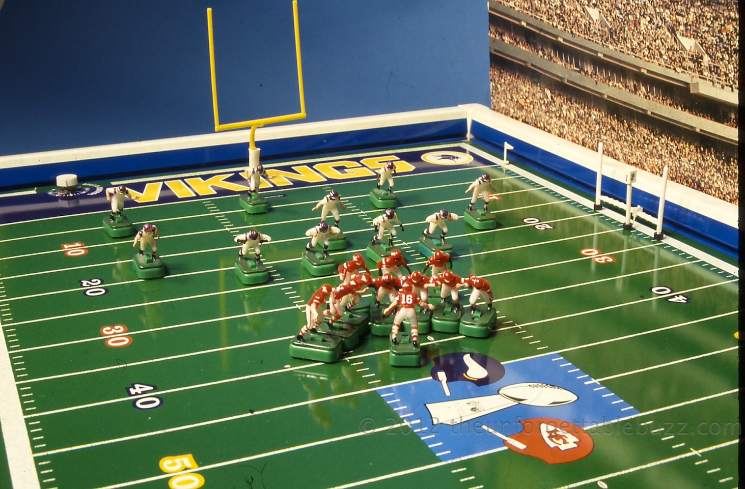 Electric Football Collecting Overview Part Ii The