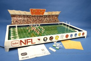 Electric football 1967 Tudor NFL 613