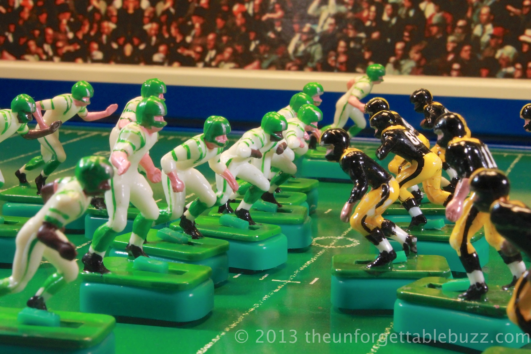 Last Day To Nominate Electric Football for Induction into the Toy