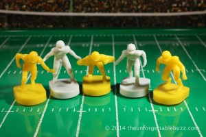"Lee Payne's 1964 Electric Football ""Fab Five"""