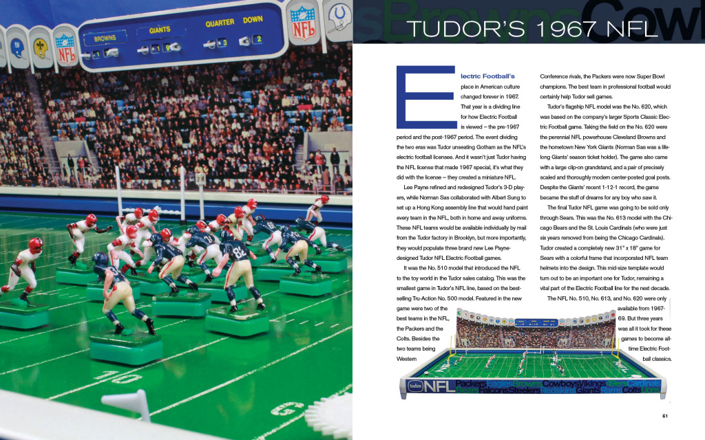 "<img alt=""The Tudor NFL No. 620 spread in Full Color Electric Football."">"