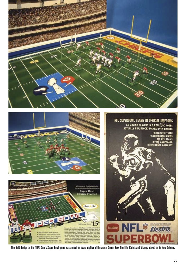 "<img alt=""Super Bowl IV page from the book Full Color Electric Football"">"