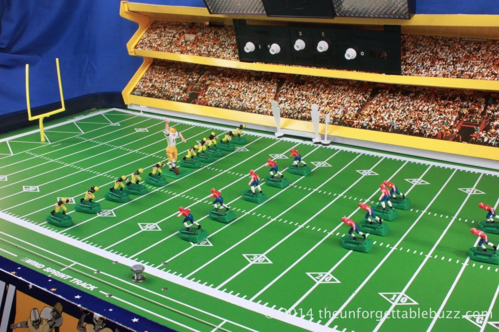 Electric football game top 20 countdown no 4 - Who invented table football ...