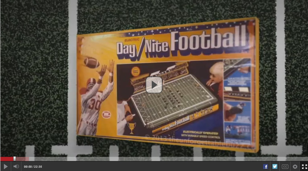 A Munro Day Nite Game from the ESPN Documentary with our watermark