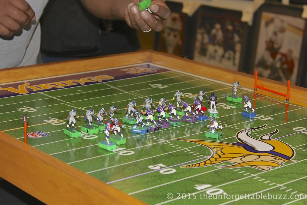 James Harris' Seahawks and Ed Scott's Vikings.