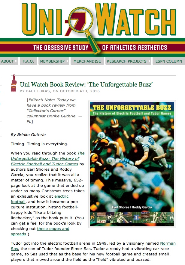 "<img alt=""Uni Watch Review of The Unforgettable Buzz book"">"