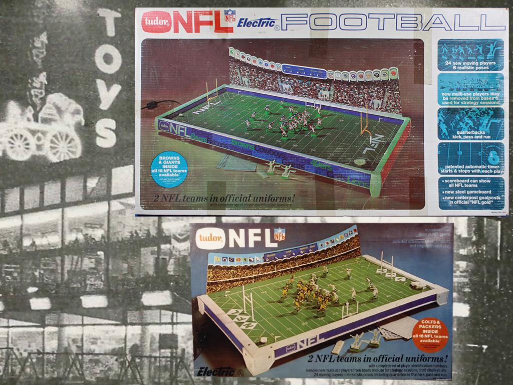 """<img alt=""""image celebrating 50 years of Tudor NFL Electric Football"""">"""