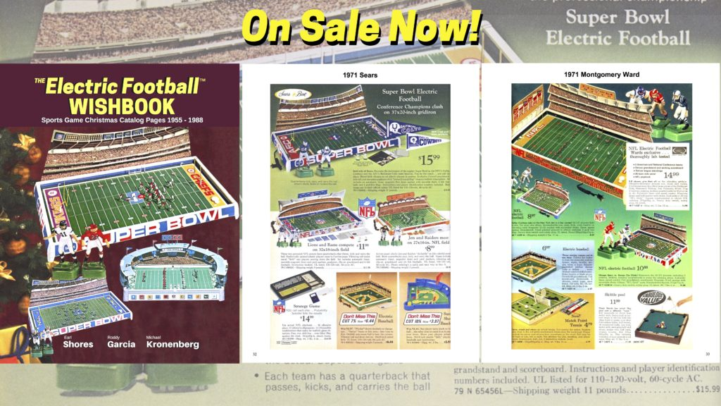 "<alt img=""The Electric Football Wishbook Is on sale"">"