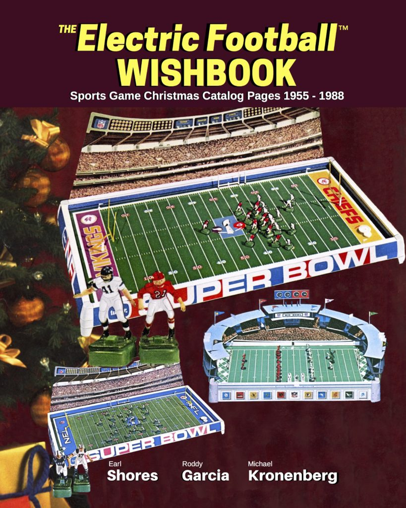 "<img alt=""Cover of the 2017 Electric Football Wishbook"