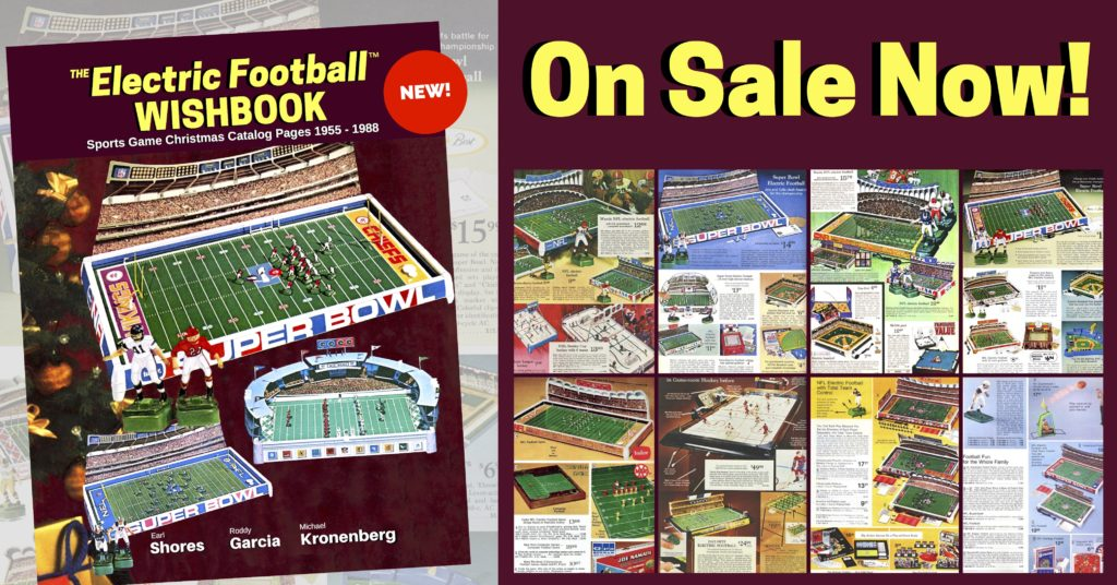 "<img alt=""Electric Football Wishbook On Sale Now at Amazon"">"