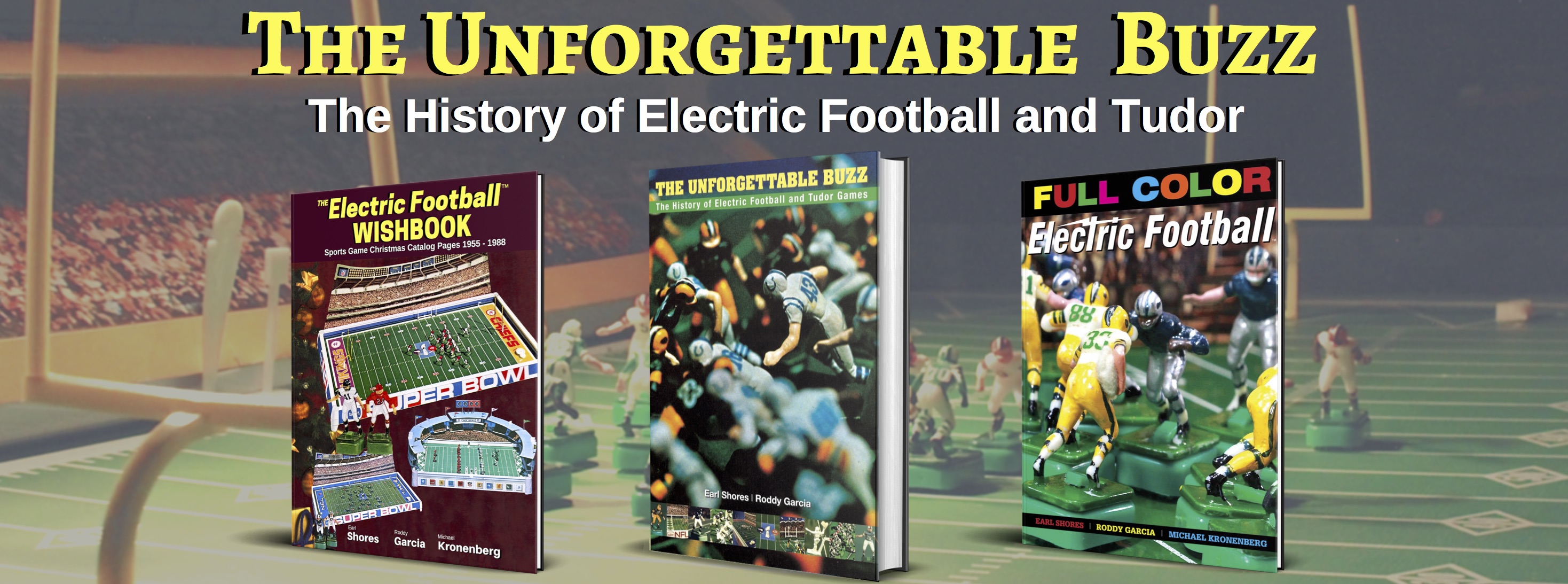 12213acc Electric Football History The Unforgettable Buzz - Electric Football ...